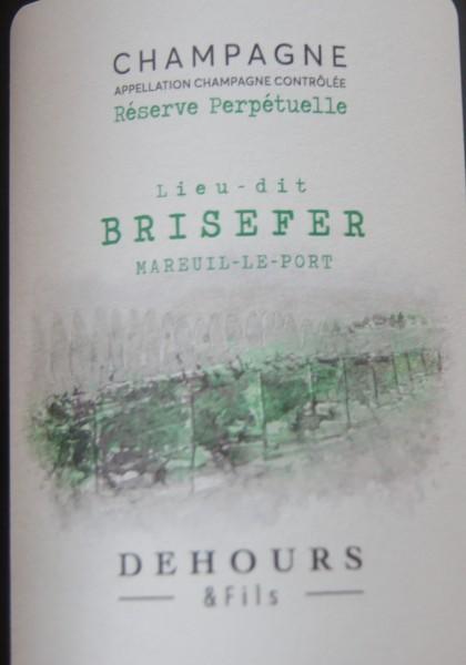 Lieu-Dit Brisefer Réserve Perpétuelle Dehours