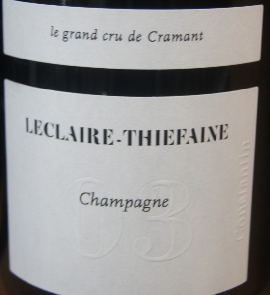 Champagne Leclaire-Thiefaine 03 constantin cremant grand cru champagne extra brut france