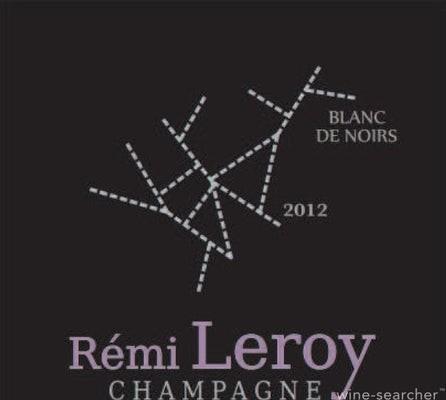 Champagne Blanc de Noir, Remi Leroy