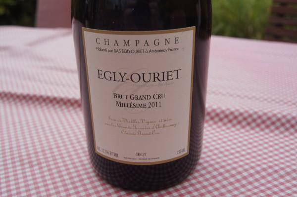 Egly Ouriet Grand Gru brut Millesime 2007 Magnum