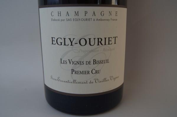 Egly-Ouriet Les Vignes de Bisseuil 1er Cru