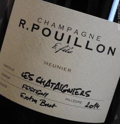 Champagne Les Chataigners R. Pouillon et fils