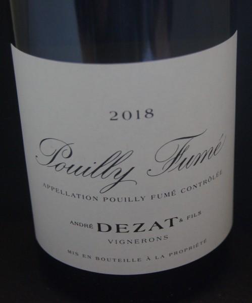 Pouilly Fumé 2018