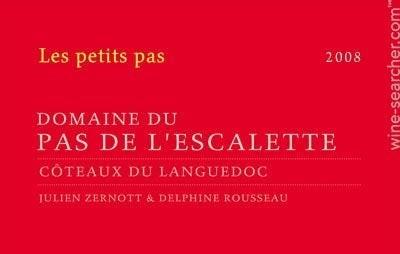 Les Petits Pas Coteaux du Languedoc Terrasses de Larzac 2019