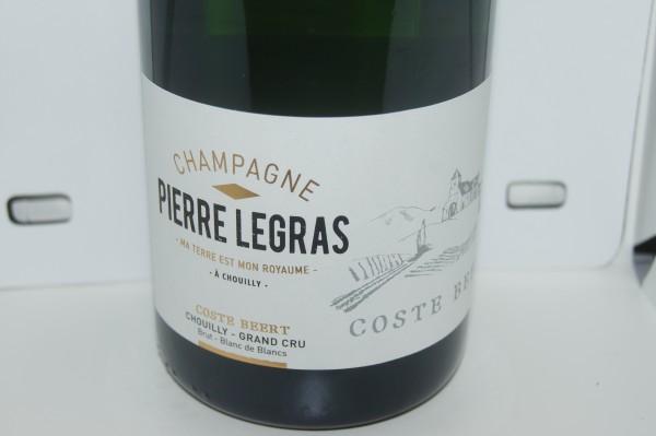 Verkostungsangebot Legras/Tasting offer Legras