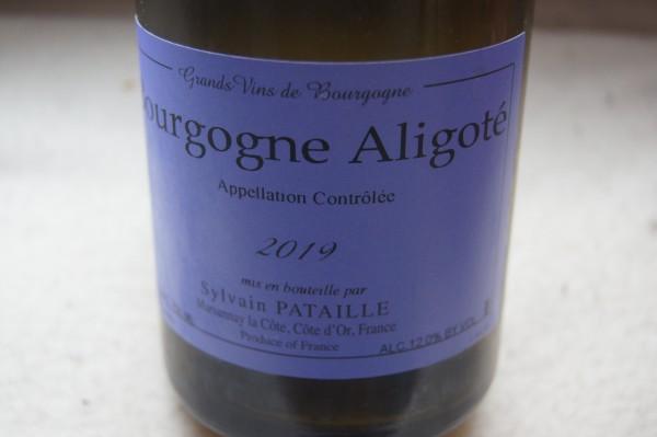 Bourgogne Aligoté Classique 2019 - Sylvain Pataille