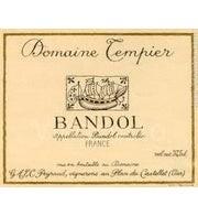 Domaine Tempier Bandol Rouge 2016