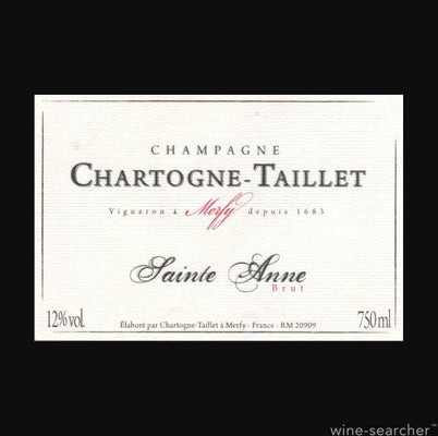 Champagne Chartogne-Taillet Saint Thierry Extra-Brut