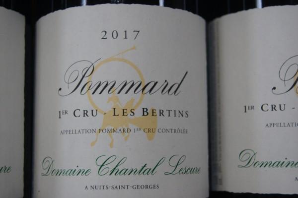 Pommard 1er Cru Les Bertins 2017-Copy