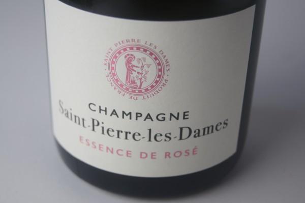Champagne Essence de Rosé Brut Saint Pierre-les-Dames