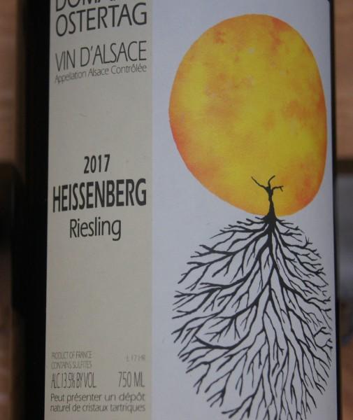 Rielsing 2017 Grand Cru Heissenberg