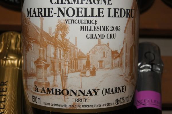 Champagne Miilésime 2006 Grand Cru
