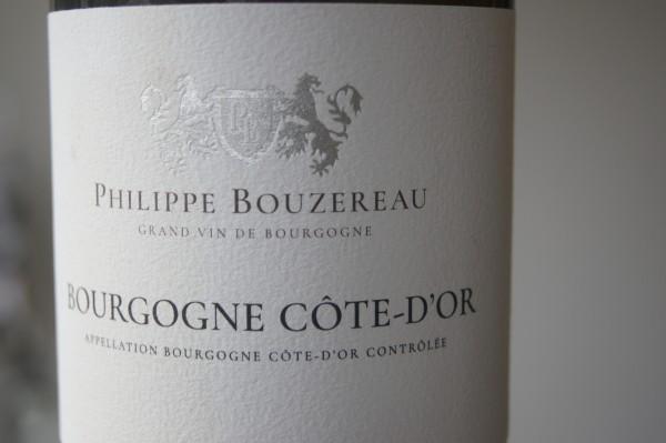 Philippe Bouzereau Meursault Rouge 2018