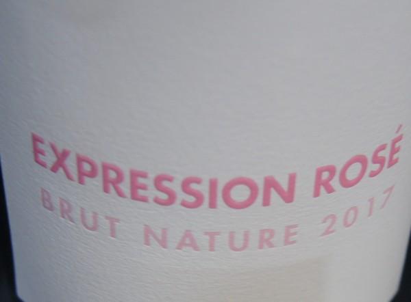 Champagne Brut Nature Rose 1er Cru Expression 2017, Frederic Savart