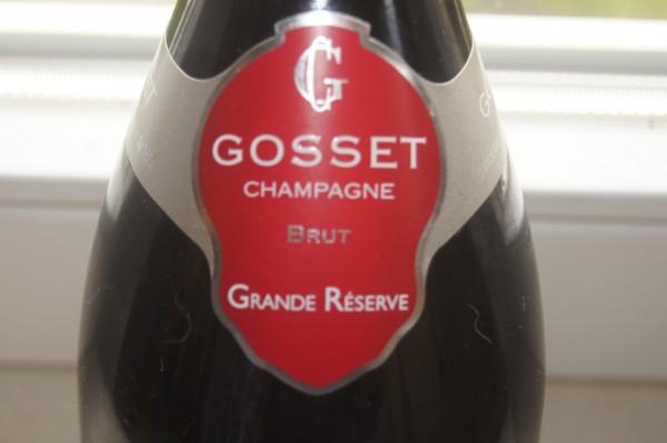 Champagne Brut Grande Reserve Gosset