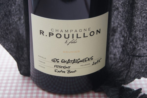 Champagne Les Chataigners 2015