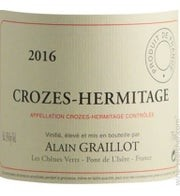 Alain Graillot Crozes Hermitage 2018