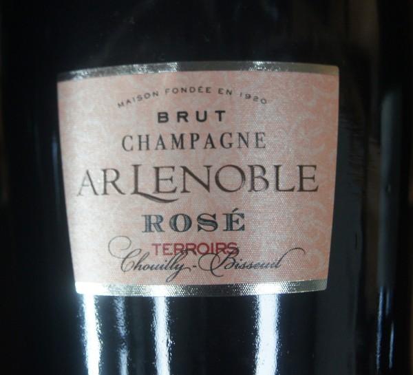 Champagne Lenoble Rosé Terroirs Brut