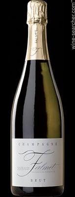 "Champagne Brut ""cuvee"", Nathalie Falmet"