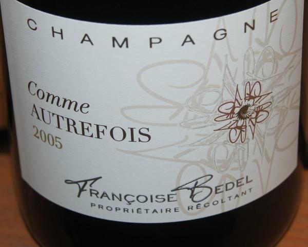 Francoise Bedel Comme Autrefois (vendanges 2005)
