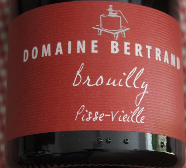 Brouilly Pisse-Vieille 2016