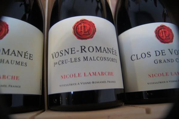 Vosne-Romanee 1er Cru Les Malconsorts 2018