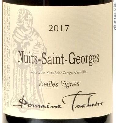 Domaine Truchetet Nuits-Saint-Georges Les Topons 2018