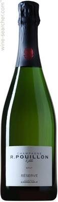 Champagne, R. Pouillon, R. Pouillon Reserve Brut