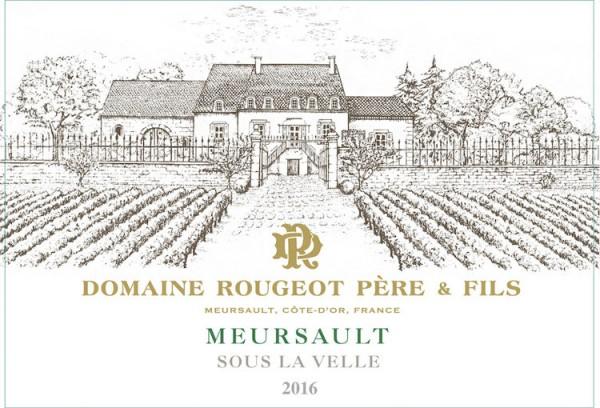 Pommard Clos des Roses 2017 Domaine Rougeot Père et Fils