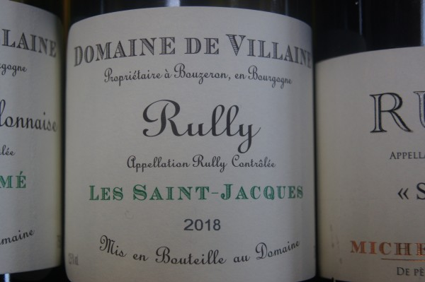 Rully Les Saint-Jacques 2018
