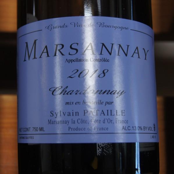 Sylvian Pataille Marsannay Chardonnay 2018