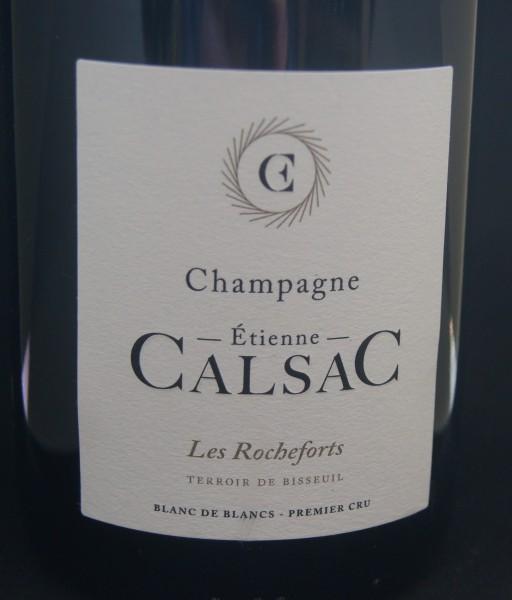 Champagne Les Rocheforts 1er Cru Blanc de Blanc