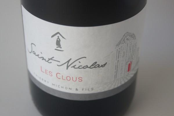 """""""Les Clous"""" Fiefs Vendeens 2020, Domaine Saint Nicolas"""
