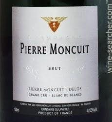 Pierre Moncuit Nicole Moncuit Vieilles Vignes 2006 Blanc de blancs