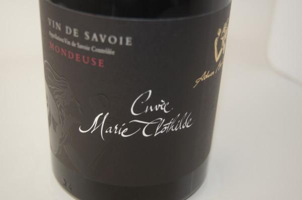 Cuvee des Gueux Rouge 2020 Vin de Savoie Adrien Berlioz-Copy