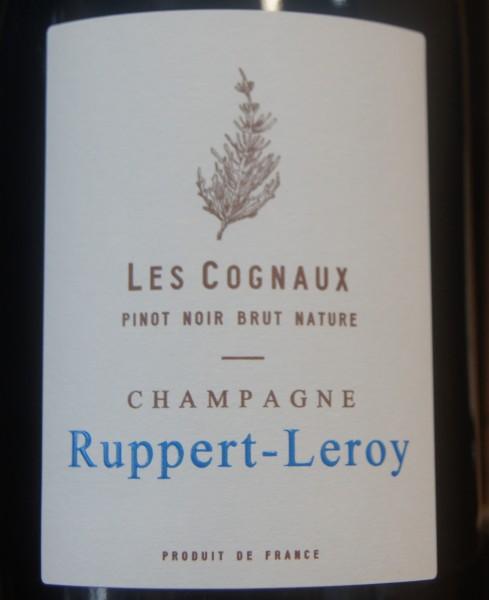 Champagner Les Cognaux