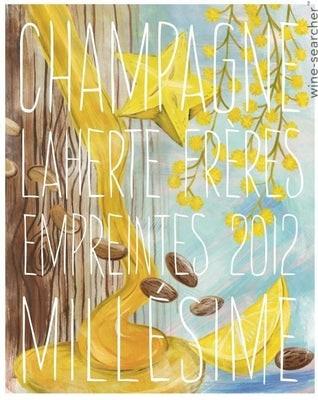 Champagne Les Empreintes 2015 Extra Brut Laherte Freres