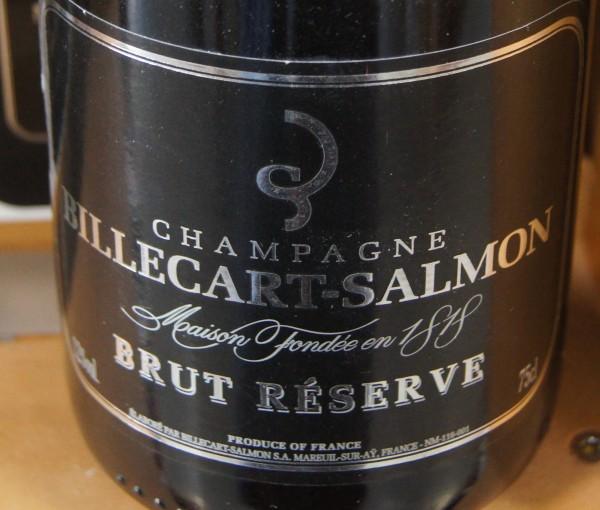 Champagner Brut Reserve