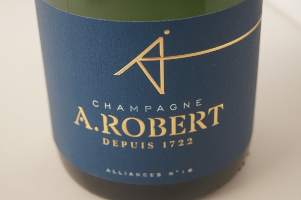 Champagne A.Robert Alliances N°16