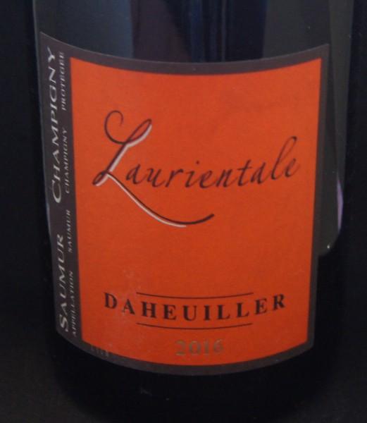 Laurentiale 2016 Saumur Rouge
