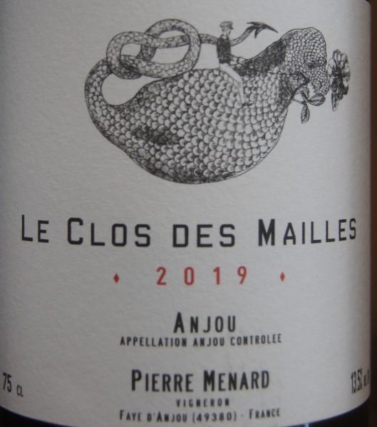 Le Clos des Mailles 2019 Pierre Menard