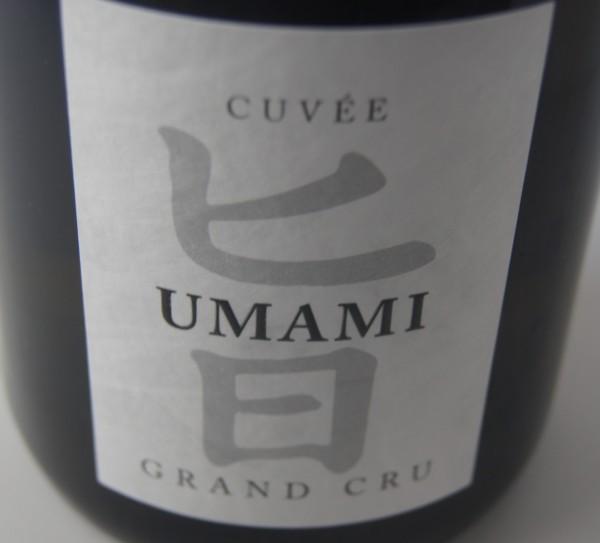 Champagne De Sousa Cuvée Umami Grand Cru 2012 Extra Brut