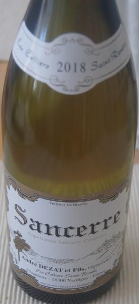 3 Flaschen Sancerre blanc 2020