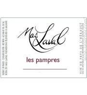 Les Pampres Rouge 2017 Mas Laval