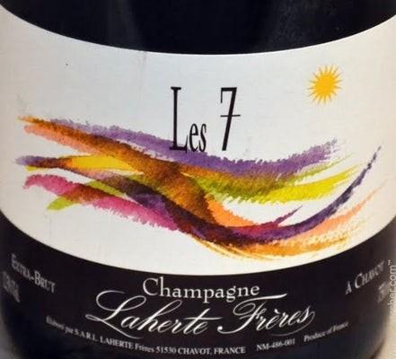 Champagne Les 7 - Solera Extra Brut Laherte Freres