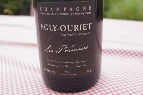 Champagner Les Prémices Brut