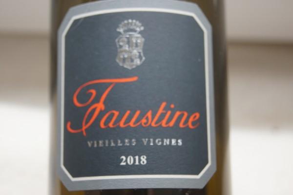 Faustine Vieilles Vignes 2018 rouge