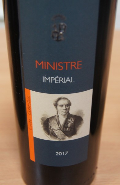 Ministre Imperial 2017