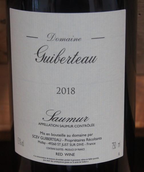Saumur 2019 Rouge