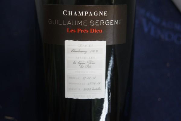 Champagner Les Pres Dieu 1er Cru Extra Brut